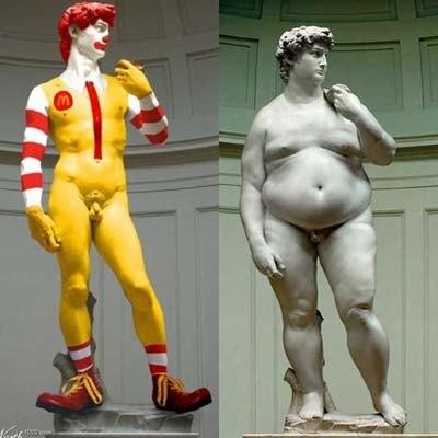 david-fast-food
